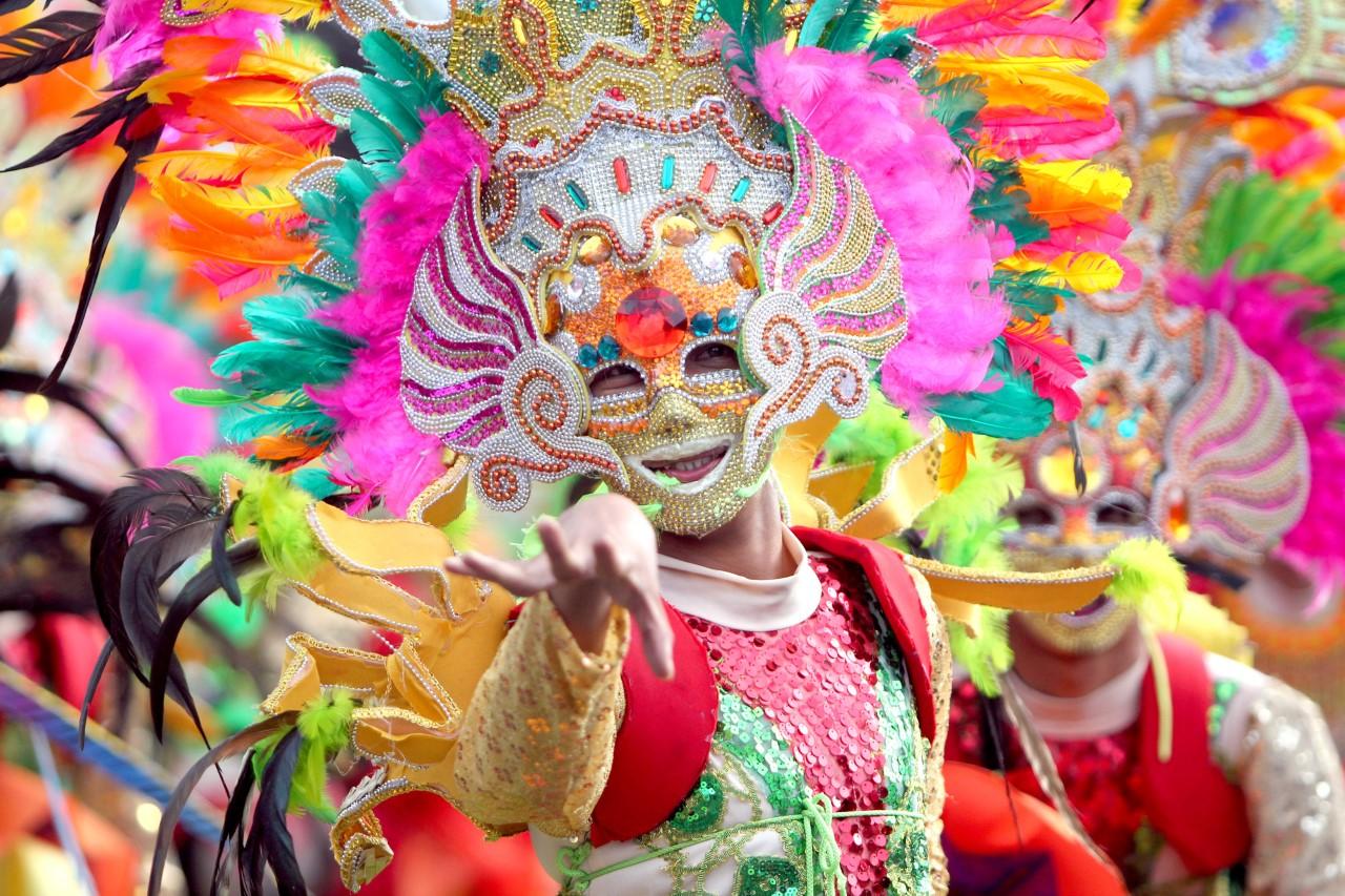 MassKara Festival schedule