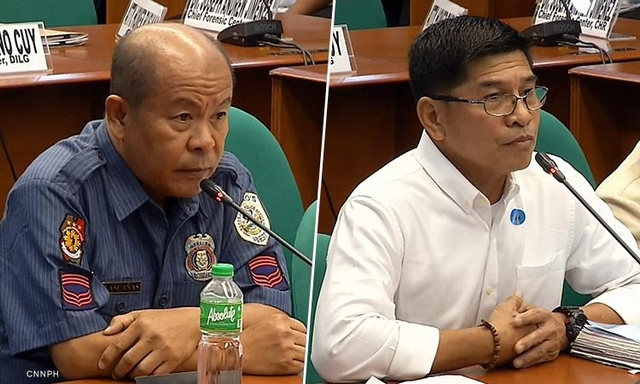 Lascañas' colleague: 'I am disappointed'