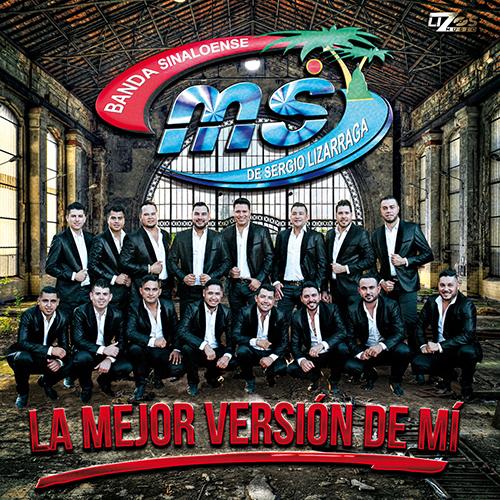 Banda MS – La Mejor Versión De Mí (Álbum 2017)