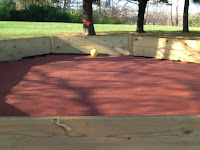 Greatmats patio outdoor tile gaga pit floor