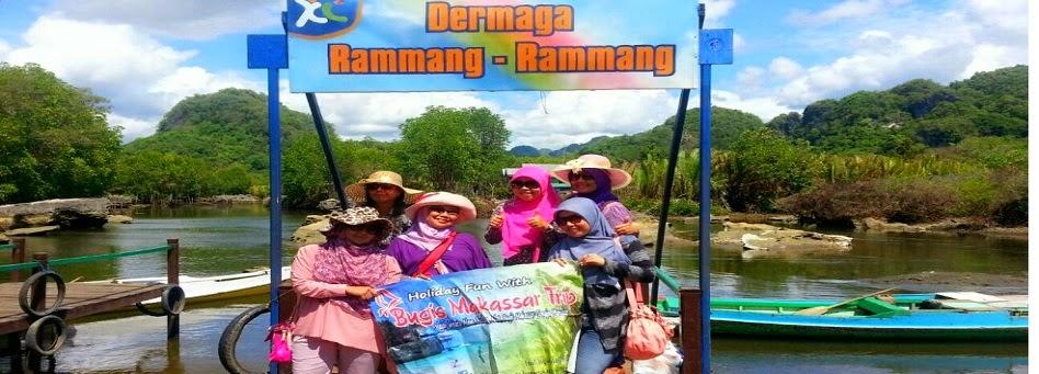 Rammang-Rammang Bugs Makassar Trip