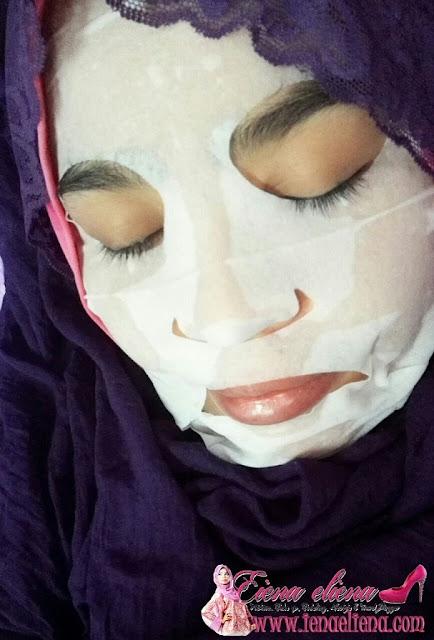 Safi Memperkenalkan Masker Penjagaan Wajah