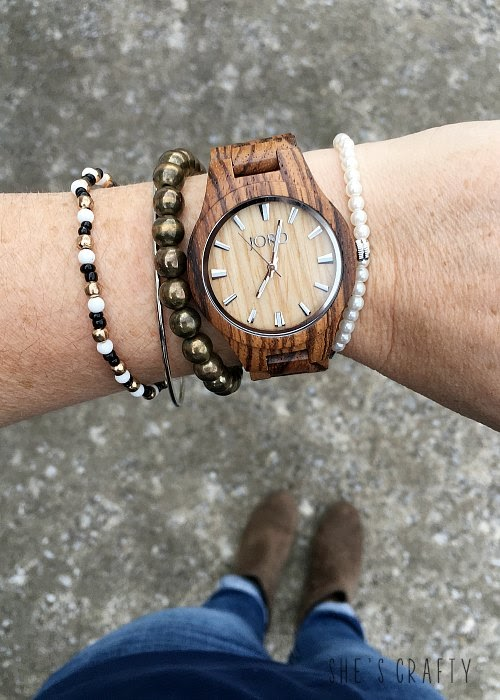 ladies gift guide, what to get ladies for Christmas, Jord wood watch