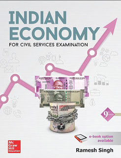 Image Indian Economy - 9th Edition - Ramesh Singh