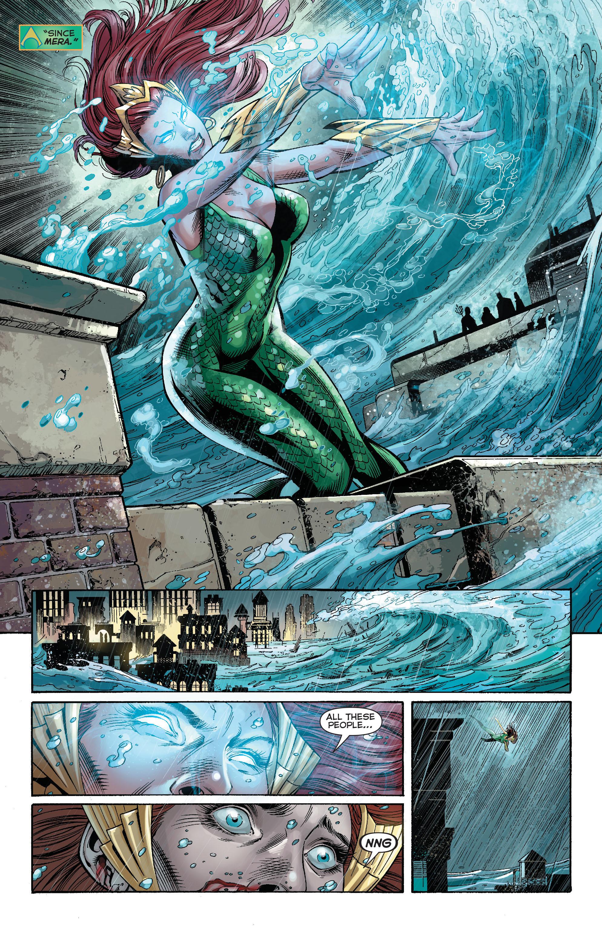Read online Aquaman (2011) comic -  Issue #15 - 6