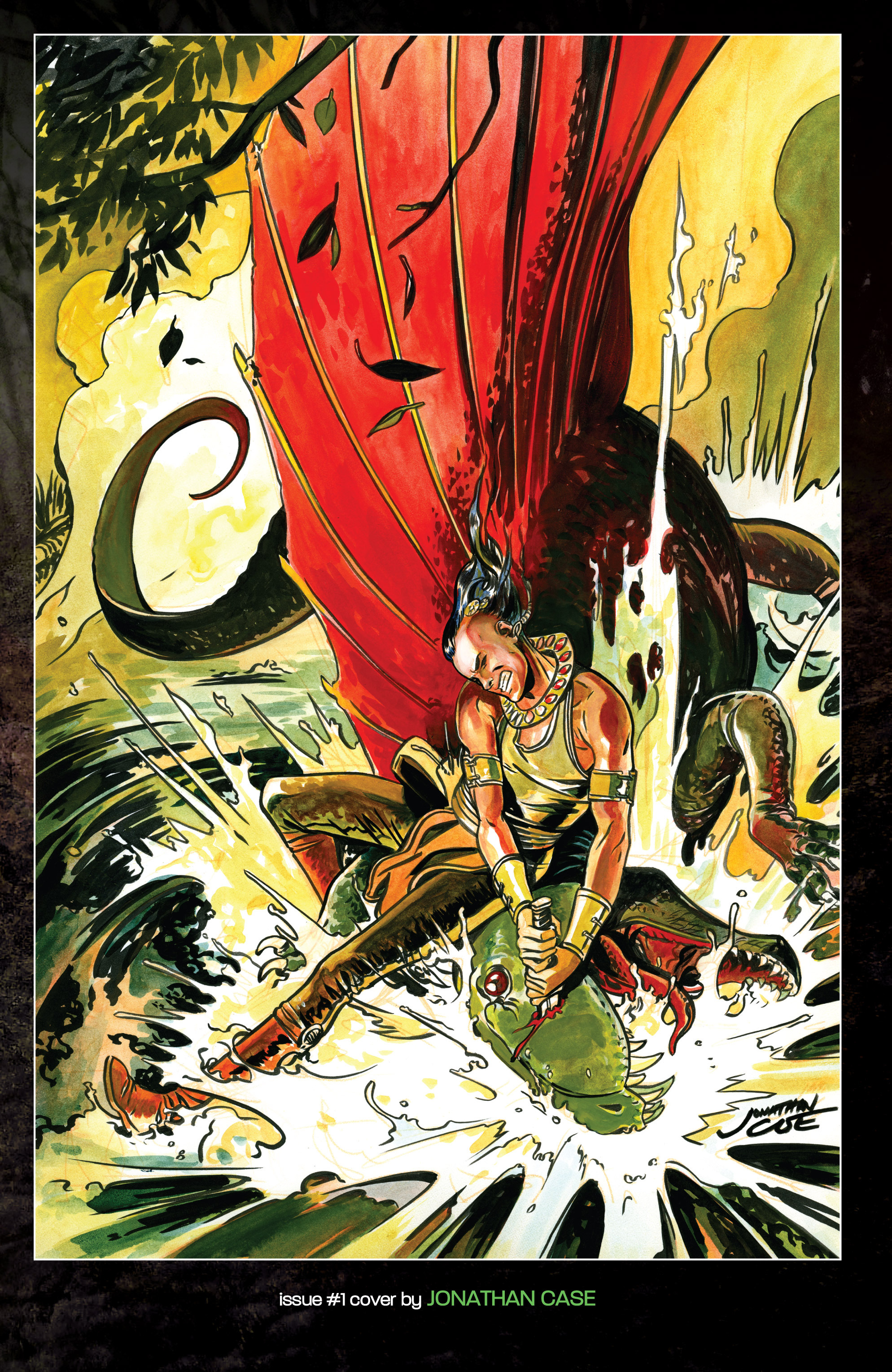 Read online Turok: Dinosaur Hunter (2014) comic -  Issue # _TPB 1 - 118