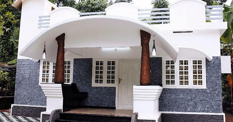 Beautiful Low Budget Kerala Home Plan In 960 Sq Ft Under 10 Lakhs Free Kera