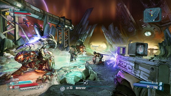 Download Borderlands The Pre Sequel PC Game