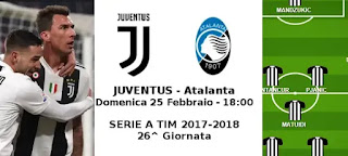 كأس إيطاليا : موعد مباراة يوفنتوس واتالانتا في دور ربع النهائي وتشكيل الفريقين والقنوات الناقلة