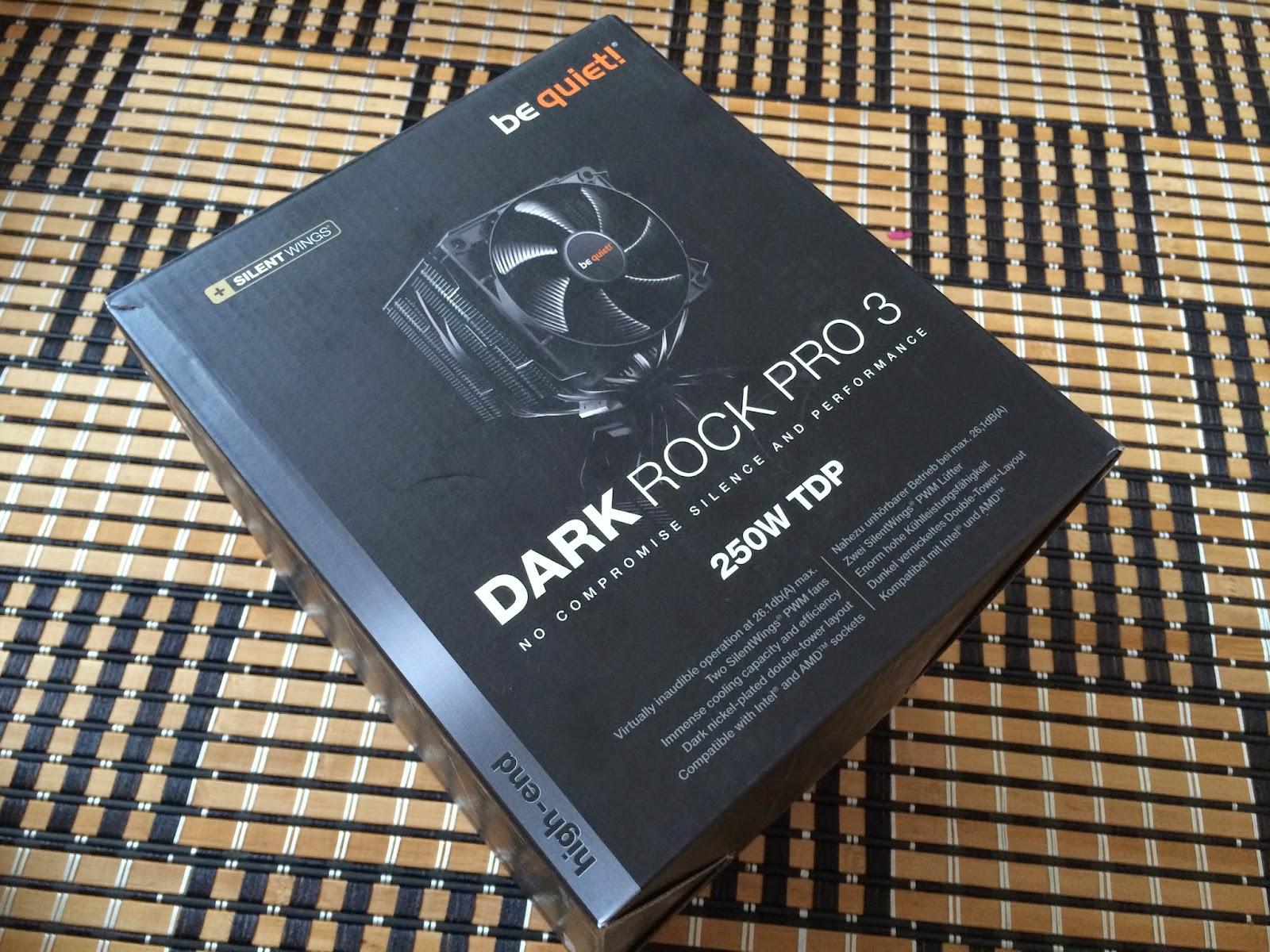 Unboxing & Review: be quiet! Dark Rock Pro 3 2