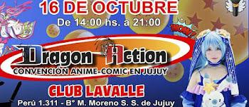 Convención Juvenil Anime - Comic en Jujuy Octubre 2017!!!