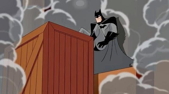 Batman o Mistério da Mulher Morcego