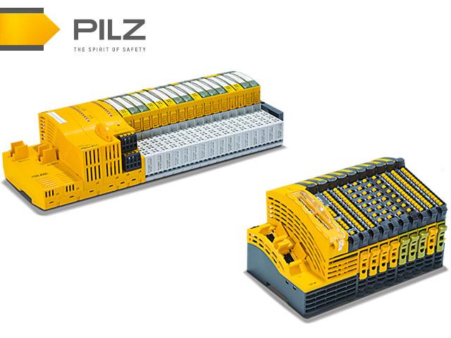 PSS 4000 Pilz PLC controllers