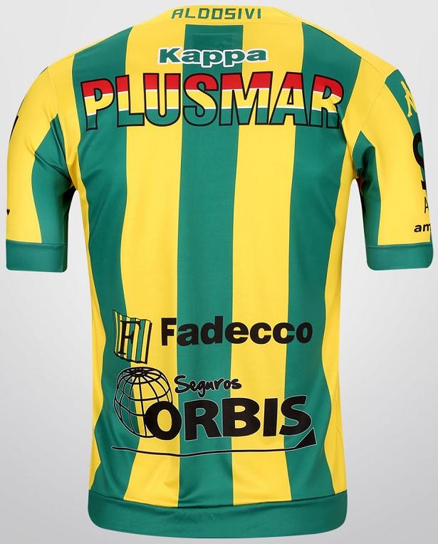 f7a9c36170d47 Kappa divulga as novas camisas do Aldosivi - Show de Camisas
