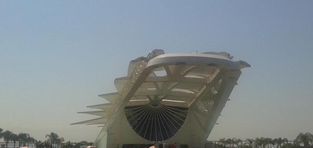 Não deixe de visitar o Museu do Amanhã, Rio de Janeiro