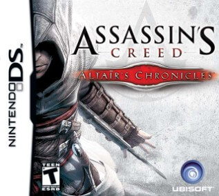 assassins creed - altairs chronicles NDS En Español
