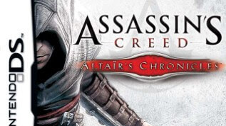 Assassin's Creed - Altair's Chronicles [NDS] [Español] [Mega] [Mediafire]