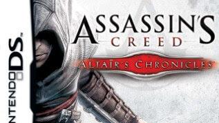 Assassin's Creed - Altair's Chronicles [NDS] [Español] [Mega] [Mediafire]