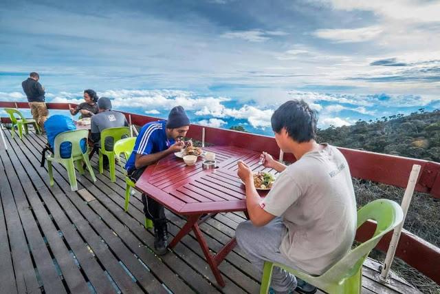 Laban Rata Gunung Kinabalu Sabah