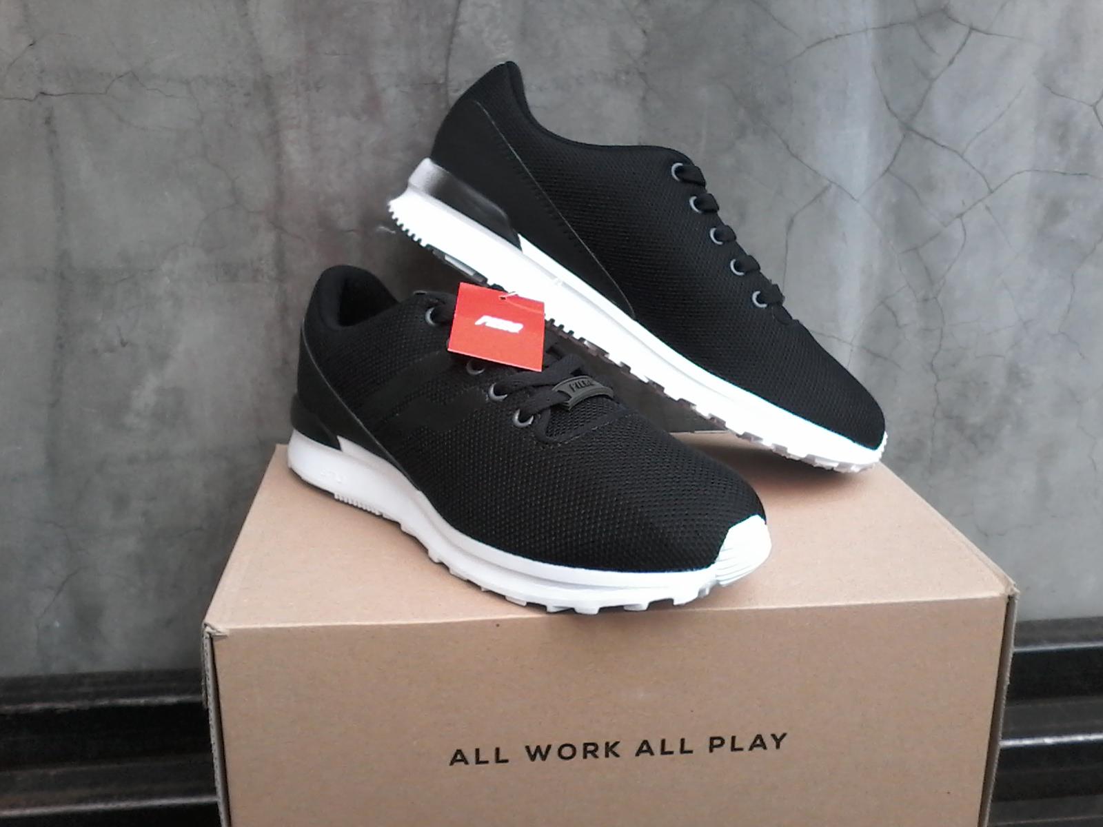 Sepatu casual Piero VX9 Monochrome Black White ~ Toko Sepatu ... 6352fd6de9