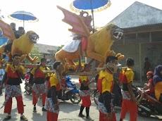 Sisingaan Indonesia Cultural Arts Still Exist