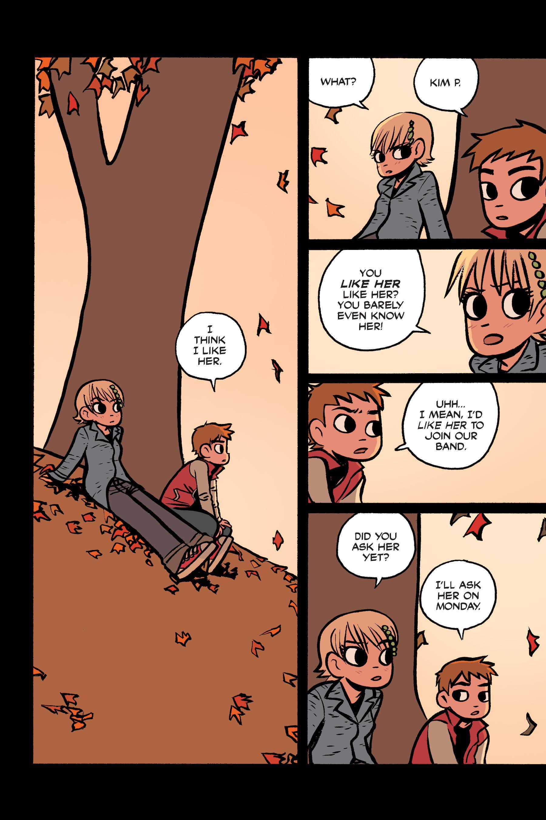 Read online Scott Pilgrim comic -  Issue #2 - 21