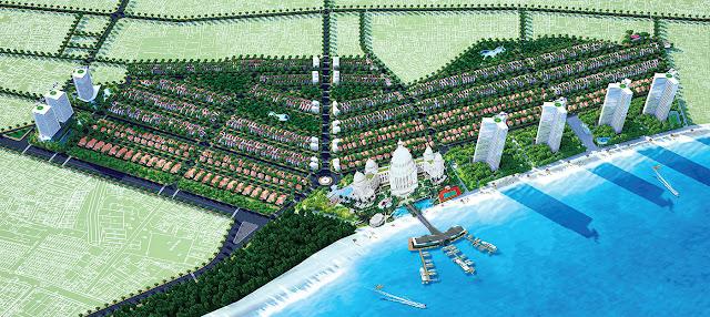 Ảnh: Ocean Dunes – Thiên đường nghỉ dưỡng độc đáo giữa thủ đô Resort Phan Thiết