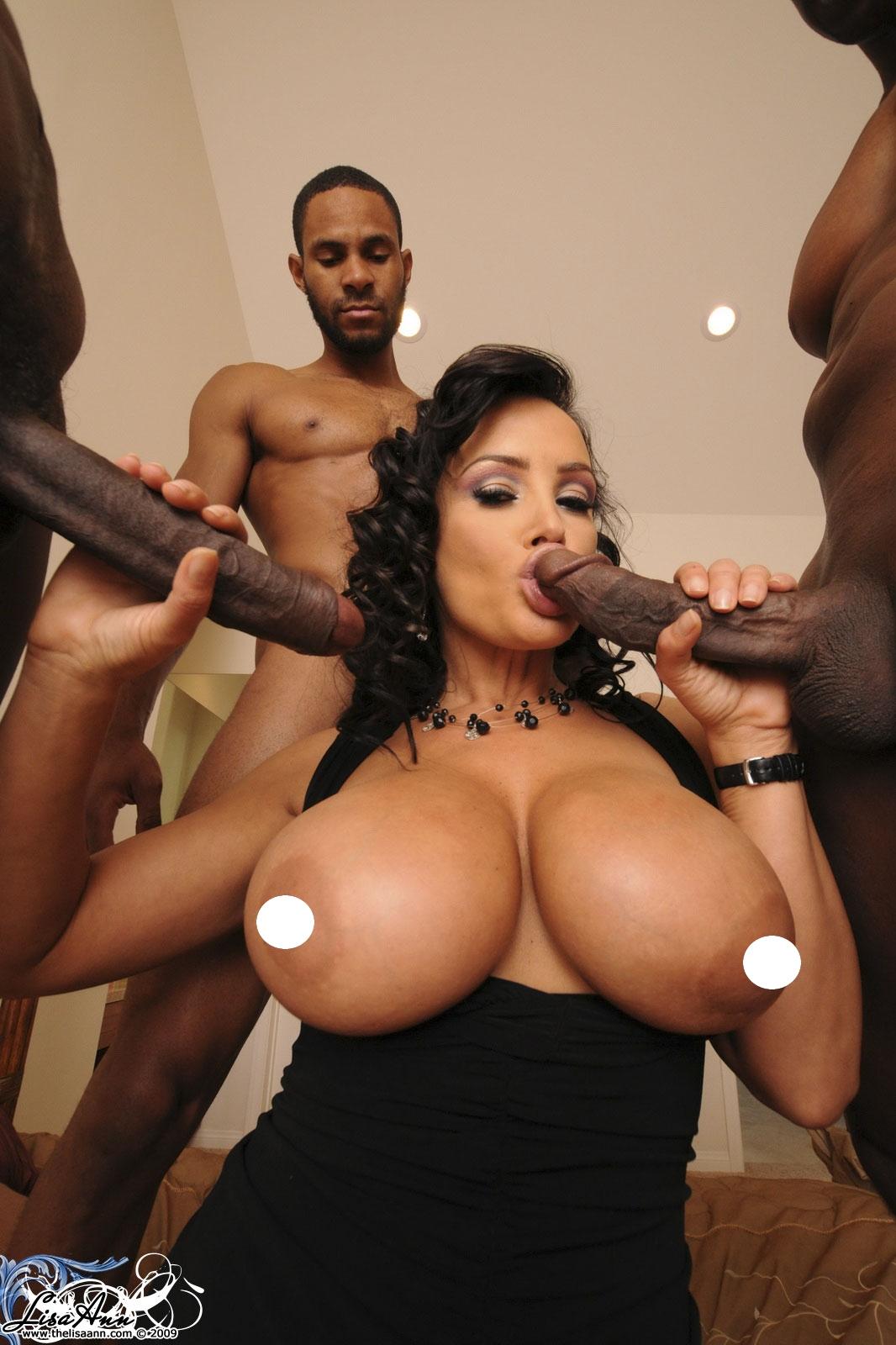 Black girl fake tits