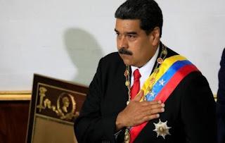 Não me culpem pela crise na Venezuela, afirma o ditador comunista Maduro