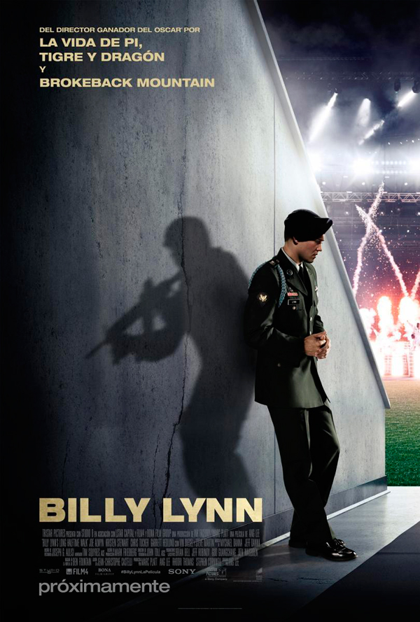 Cartel Billy Lynn