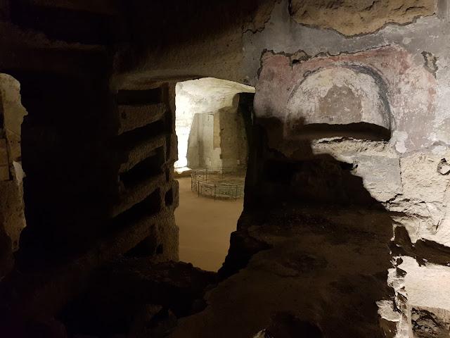 Catacombe di San Gennaro a Napoli