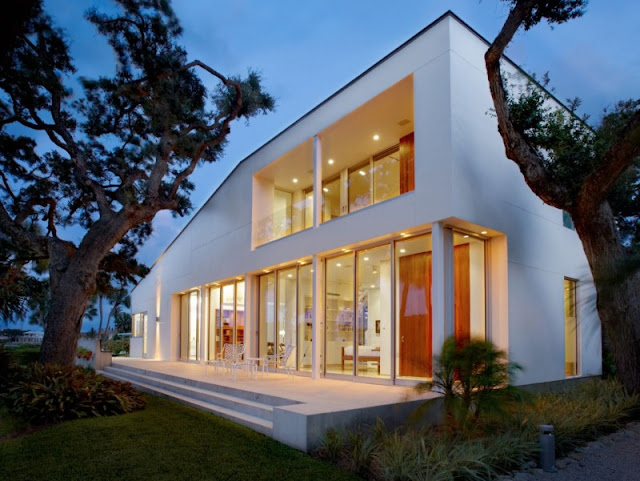 Sanders Pace Architecture - Barrier Island House