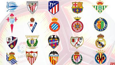 PES 2013 La Liga Santander Kitpack Season 2018/2019 by Auvergne81 Kitmaker