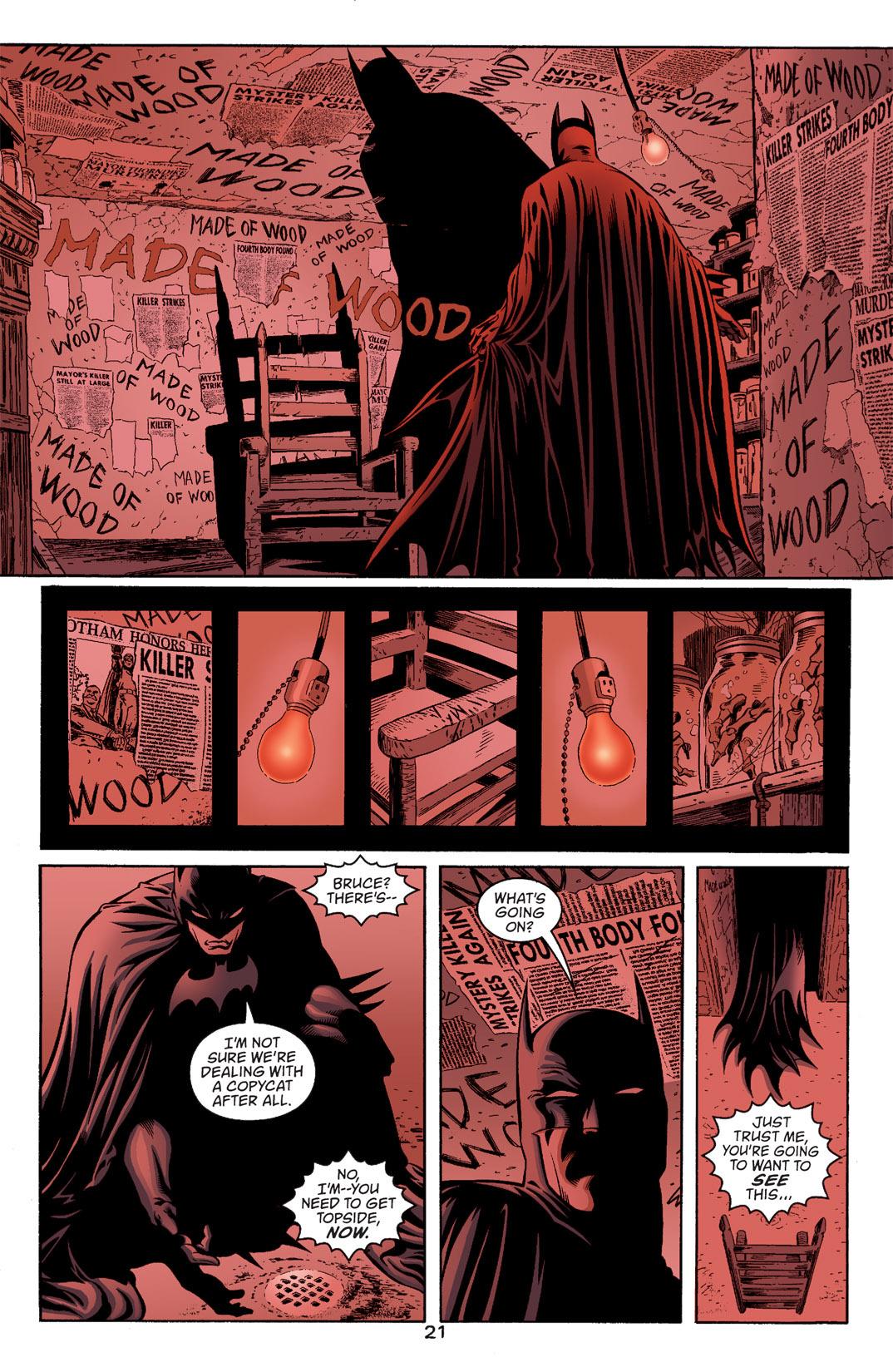 Detective Comics (1937) 784 Page 21