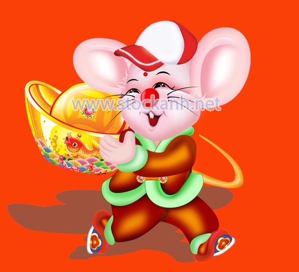 Chuột bê thỏi vàng
