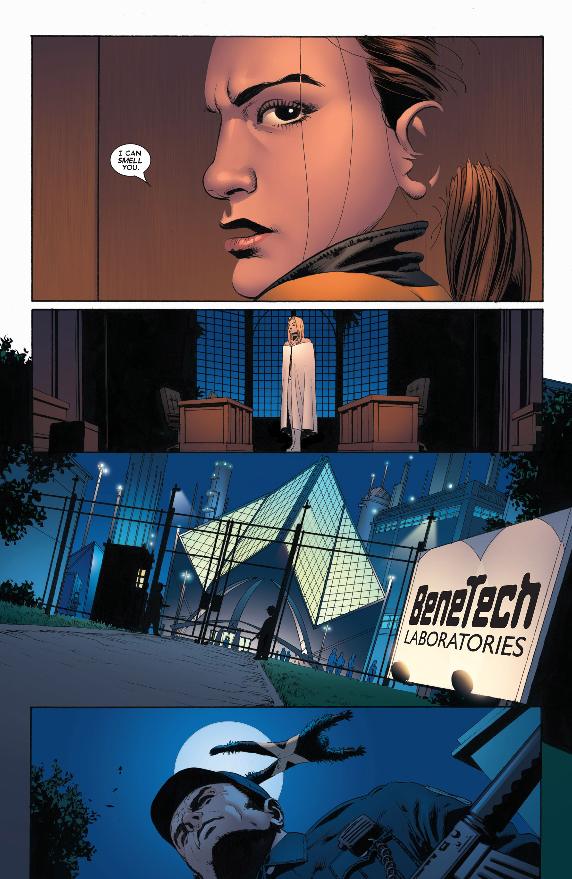 Astonishing X-Men (2004) issue 2 - Page 21