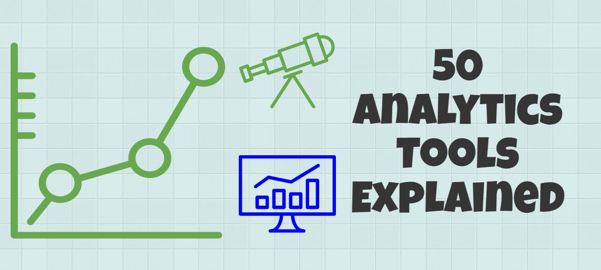 50 Best Web Analytics Tools To Track Website