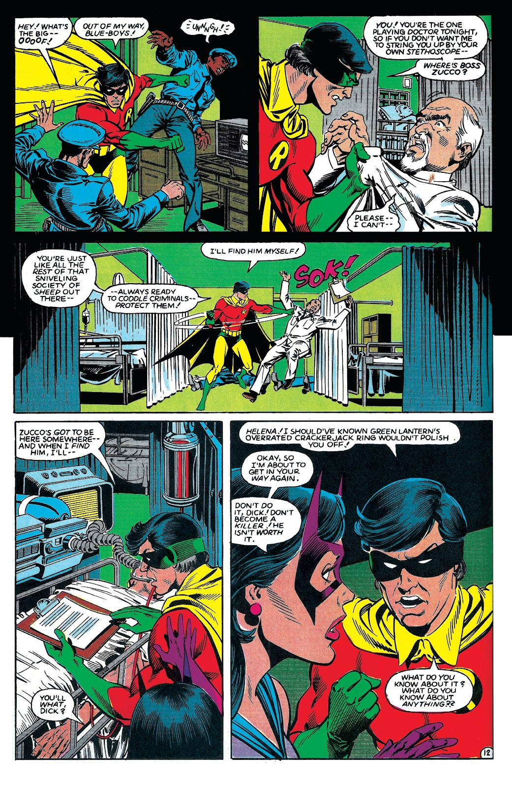 Infinity Inc. (1984) issue 6 - Page 13