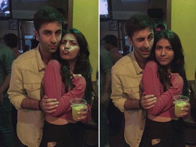 "Just another example of why you can't trust everything you read on the internet – Filmfare reporter Kinnari Rathod recently uploaded a photo with Bollywood actor Ranbir Kapoor during a major fan girl moment, but when news sites found the picture, they ran with it calling Rathod the 'mystery girl' in Ranbir's life.  Gossip columns misconstrued the situation and thought Ranbir was finally moving on from ex-girlfriend Katrina Kaif with his new mystery girl. Headlines took over the Internet, scrutinizing the lucky girl's identity.  ""Sorry Katrina Kaif, Ranbir Kapoor seems to have moved on with this mystery woman!"" wrote Dna.  Bollywood life wrote ""Ranbir Kapoor was spotted partying with a mystery woman and we wonder who it is!""  Amused that his reporter became the new internet sensation, Filmfareeditor Jitesh Pillai took to Twitter."