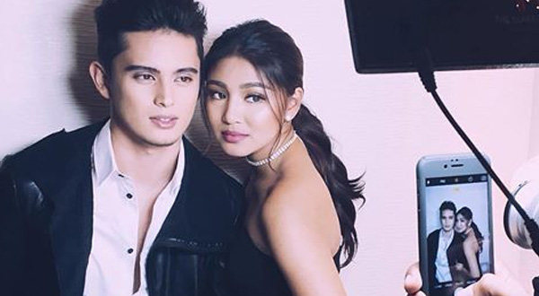 "James Reid and Nadine Lustre star in ""Five Years Later"""