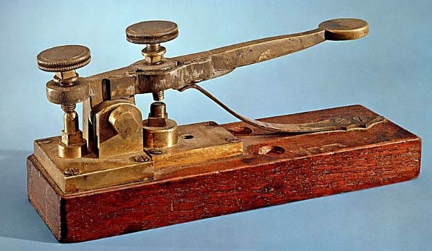 a history of telegraph The telegraph has become the epitome of an obsolete technology indeed, thanks to morse's invention, communication was, for the first time in history.