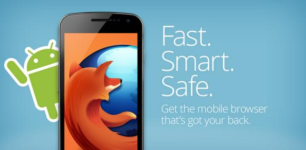 Firefox untuk Android