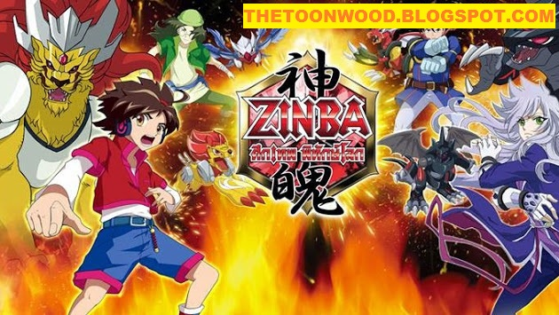 Zinba HINDI Dubbed Episodes[HD]