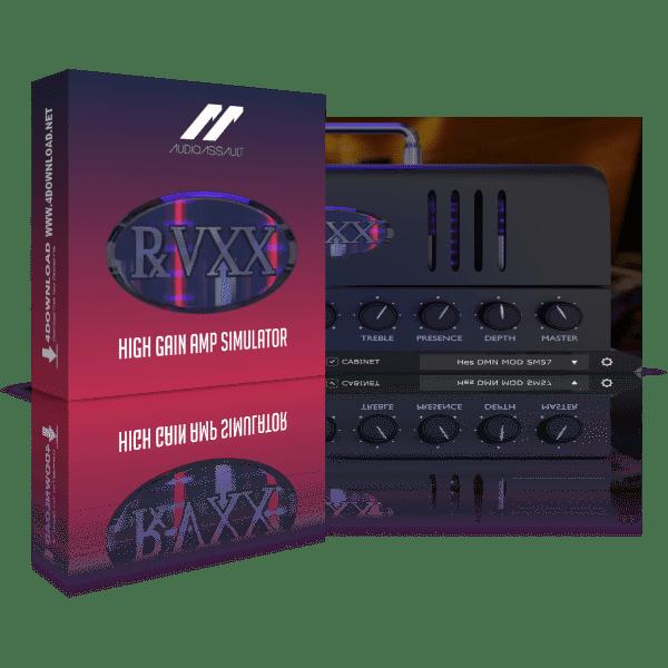 Audio Assault RVXX v1.0.1 Full version