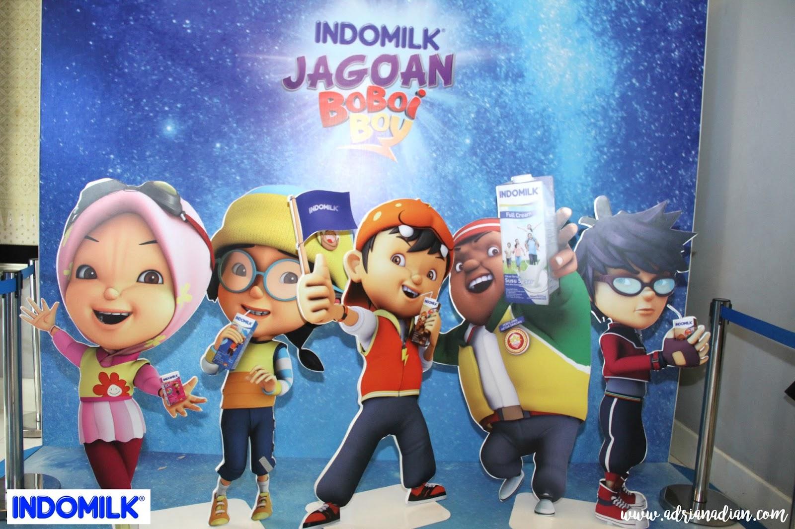 Kumpulan Animasi Indonesia Boboiboy Kantor Meme