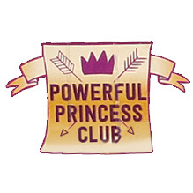 EAH Powerful Princess Club Dolls
