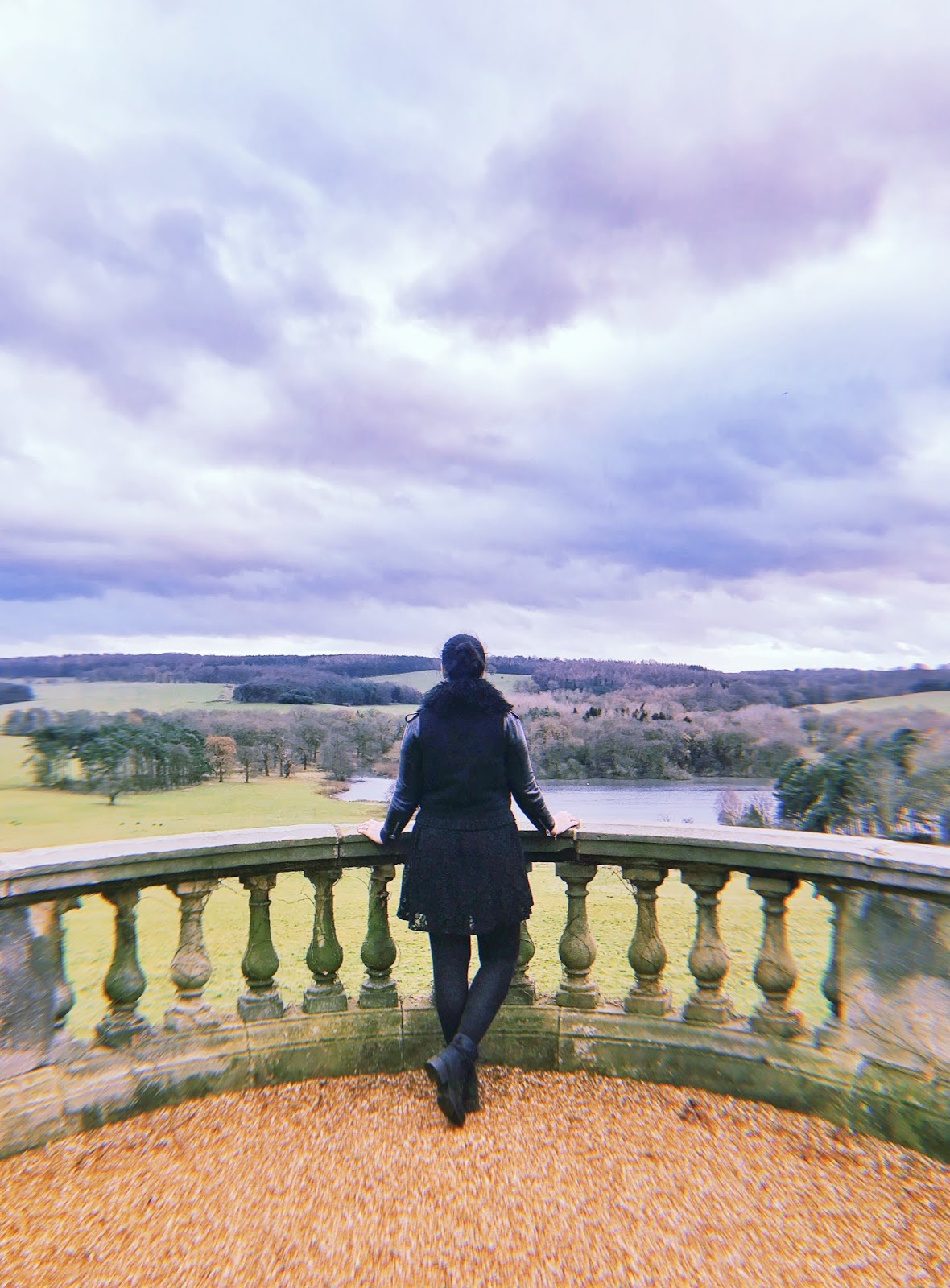 A winter's day at Harewood House, Yorkshire - UK culture blog