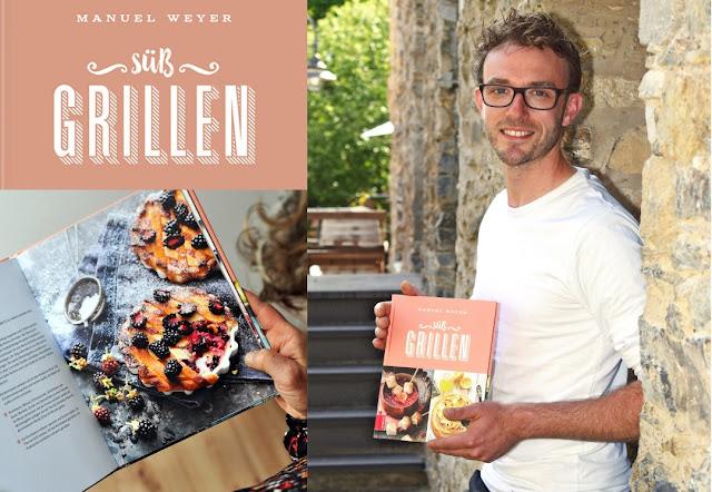 Koch und Grillexperte Manuel Weyer.