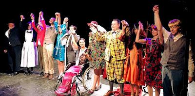 GRAND-QUEVILLY. Le théâtre de l'Intuition de l'association ALBCS propose Mamma Mia au théâtre Charles Dullin.