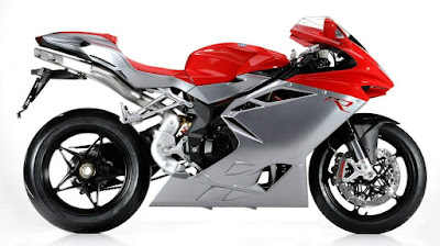 MV Agusta F4 RR side view image